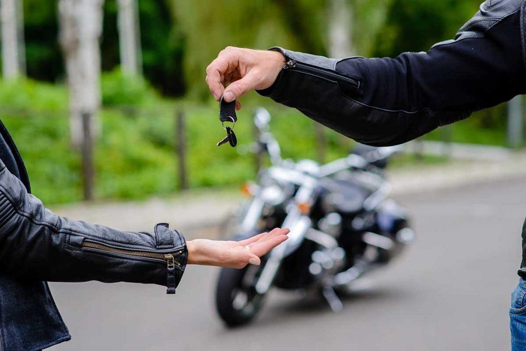 バイクをオンラインで販売する方法!